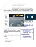 "Spanish National Ports and Harbours Authority (""Puertos del Estado"") Portus Marine Information System"