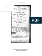 Jane Lead - The Ark of Faith