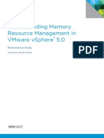 Understanding Memory Resource Management in vSphere 5