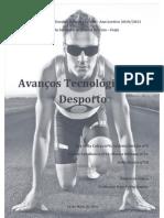 Avanços Tecnológicos no Desporto