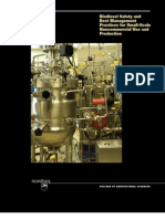 Biodiesel Safety and Best Management Practices for Small-Scale Noncommercial Use and Production