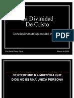 La Divinidad de Cristo Full Slideshow 1207214011167403 8