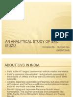 An Analytical Study of SML ISUZU