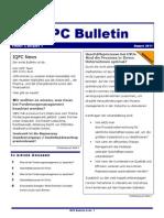 IQPC Newsletter Aug 2011