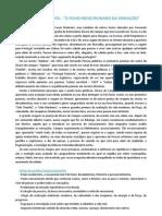 """Álvaro de Campos - """"O Filho Indisciplinado da Sensação"""""""