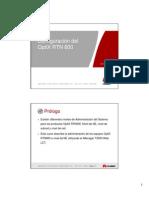 4.- OTF101201 OptiX RTN 600 Data Configuration ISSUE 1