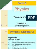 F5C3 Electromagnetism