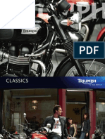 Triumph 2011 Classics