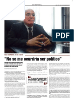 Entrevista César San Martín - nov 2010