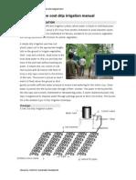 DRIP Tech Manual