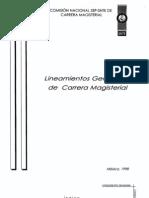 Lineamientos_generales CARRERA Magisterial