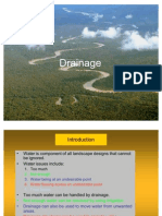 14 Drainage