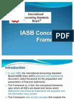 IASB Conceptual Framework