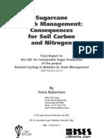 Sugarcane Trash Management