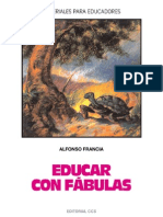 Educar Con Fabulas