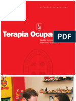 Folleto Terapia Ocupacional