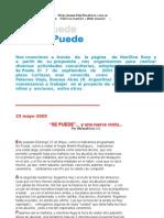 Historia Puedina 2005