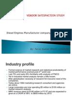 Study on Diesel Oil Engine Industry