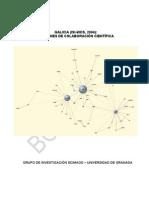 Galicia (Isi-wos, 2004) Patrones de Colaboracion Cientifica