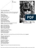 BAD to the BONE for Tom McLendon's 2011 Birthday Celebration - 8-25-11