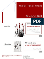 Newsletter IC Setembro