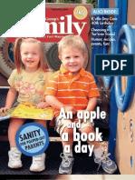 Family Magazine - Sept./Oct. 2011
