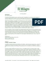 The Thomas Welch Story Spanish - El Milagro