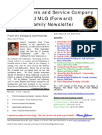 September Family Newsletter HQSVC Co