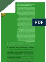 Blog de Economía Puertorriqueña del Prof. Santos Negrón