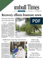 Trumbull Times 9.1.11