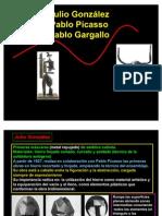 60.-GONZALEZ-PICASSO-GARGALLO