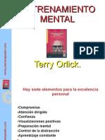 Entrenamiento Mental, Terry Orlick Planeta Padel Web