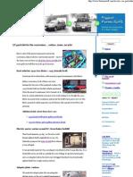 Electric Car Parts List - For Ken Swift