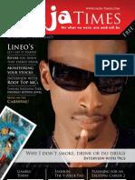 Naija Times October 2008