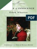 Wharton, Edith - The Age of Innocence