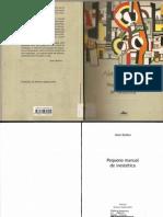 BADIOU, Alain - Pequeno manual de inestética (portugués)