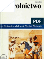 Niewolnictwo - Iza Bieżuńska-Małowist Marian Małowist