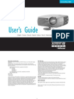 Infocus SP4805 Reference Guide En