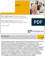 Technology Consulting BTA JD PDF | Sap Se | Computer Science