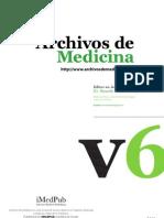 Archivos de Medicina Collection 2010