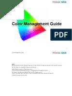 Color Management Guide