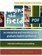 Playing the Field_Front Cover