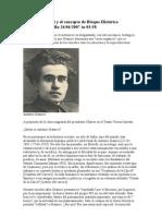 Antonio Gramsci y el concepto de Bloque Histórico