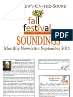 E-soundings Sept. 2011