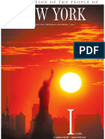 The Post's special section from September 11, 2002, celebrating the people of New York City