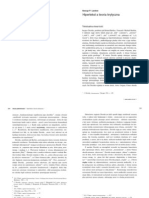 G.P.landow Hipertekst a Teoria Krytyczna