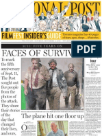 The Post's commemorative issue from September 11, 2006