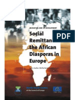 COE Social Remittances August 2006 En