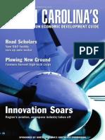 North Carolina's Northeast Region Economic Development Guide 2011