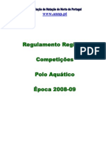 Regulamento Wp Annp2008-2012